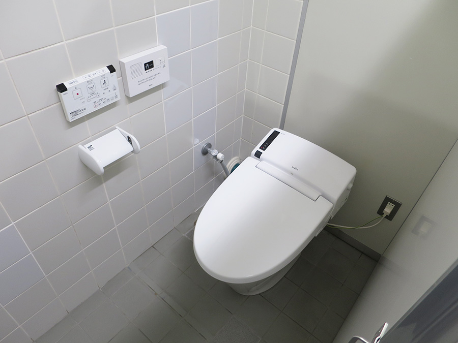 衛生設備:トイレ